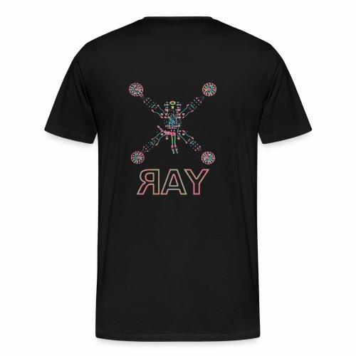 x-ray - Männer Premium T-Shirt