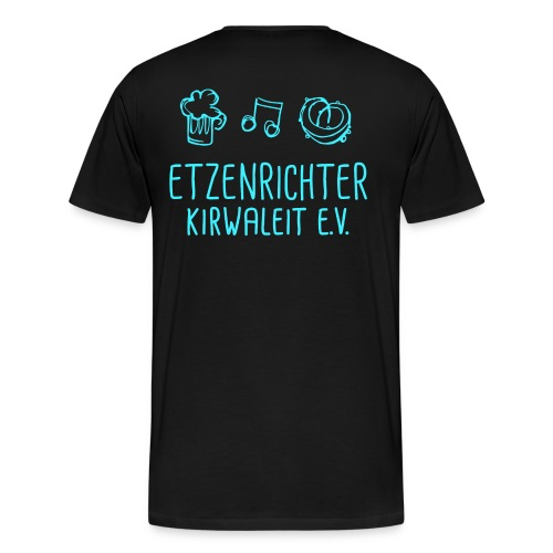 Etzenrichter Kirwaleit - Männer Premium T-Shirt