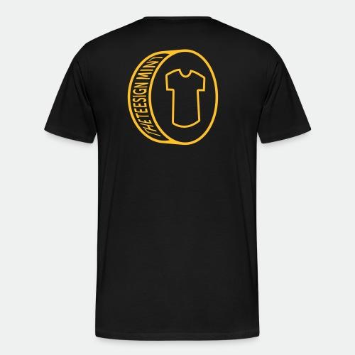 Teesign Mint Tshirt FA 5 - Men's Premium T-Shirt