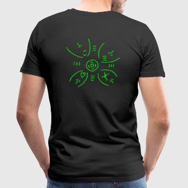 Amavakie - Männer Premium T-Shirt