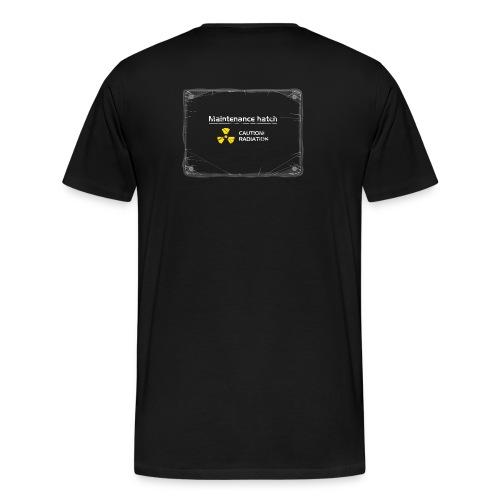 Maintenance Hatch - jetzt mit Schrauben! - Männer Premium T-Shirt