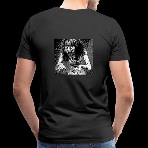 Hell 地獄 - Mannen Premium T-shirt