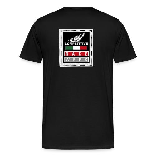 Race week - Maglietta Premium da uomo