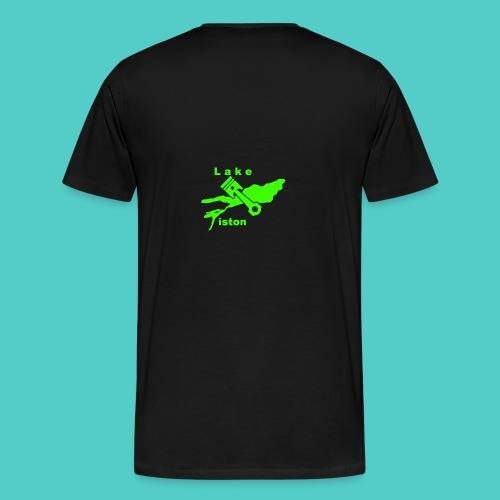 Lakepiston Kollektion II Grün - Männer Premium T-Shirt