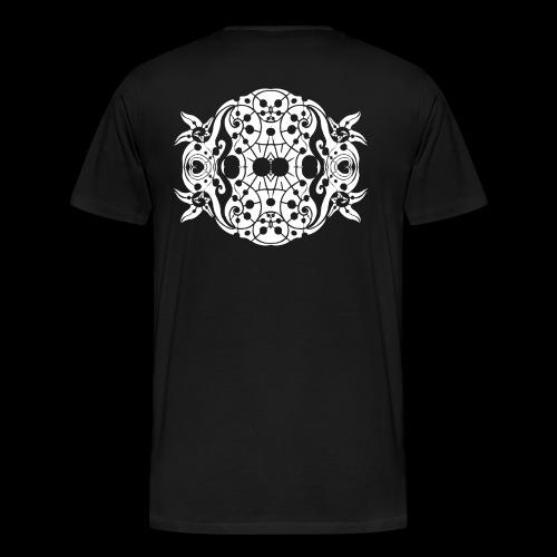 LANTERNE 3 BLANC - T-shirt Premium Homme