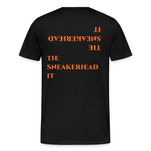 The_sneakerhead_it official merchandise - Maglietta Premium da uomo