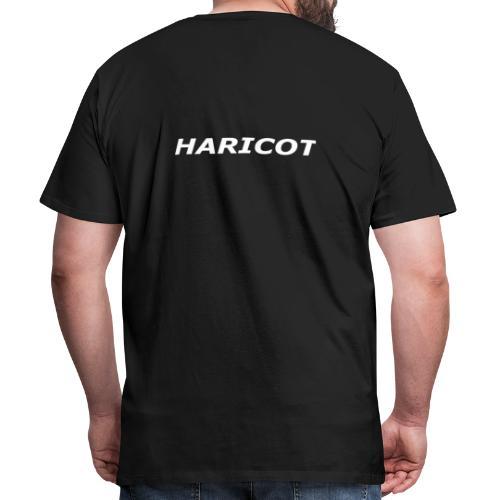HARICOT ECRIT - T-shirt Premium Homme