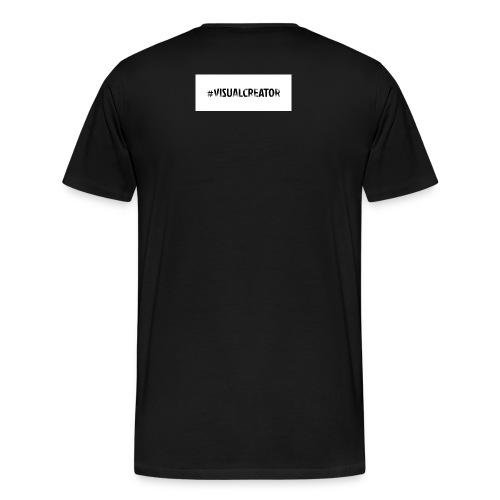 #Visualcreator - Männer Premium T-Shirt