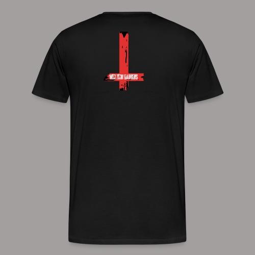 Wij zijn Gabbers cross - Männer Premium T-Shirt