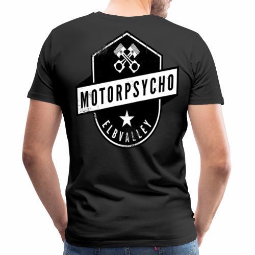 Motorpsycho Pistons Logo - Männer Premium T-Shirt