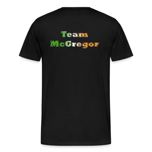 Team McGregor - Männer Premium T-Shirt