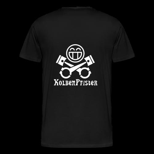 KolbenPfister Standart - Männer Premium T-Shirt