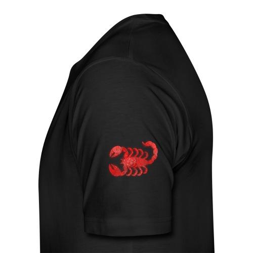Scorpion - Men's Premium T-Shirt