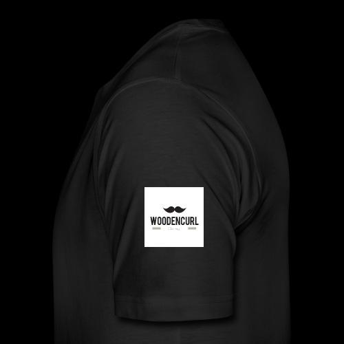WoodencurlClothing - T-shirt Premium Homme