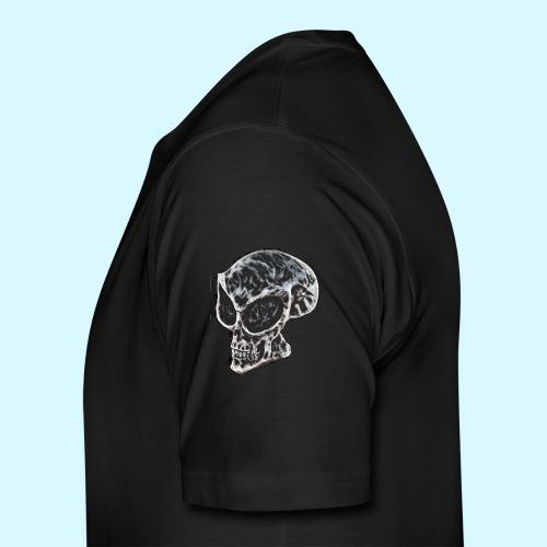 smokey Skull - Men's Premium T-Shirt
