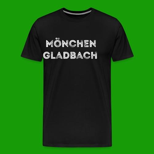 Moenchengladbach - Männer Premium T-Shirt