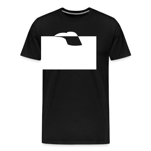 CROW - REVERSE # 2 - Men's Premium T-Shirt