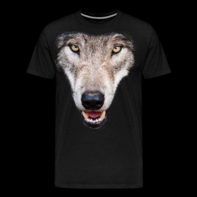 grey wolf transparent