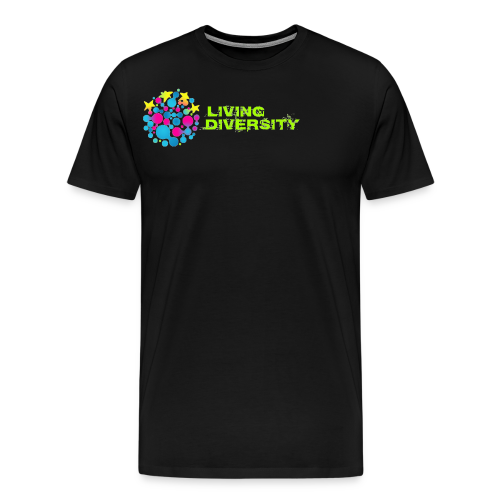 Living Diversity - Men's Premium T-Shirt