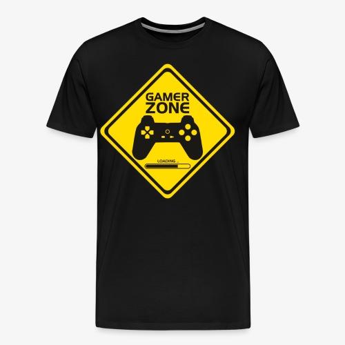 Gamer Controller - Männer Premium T-Shirt