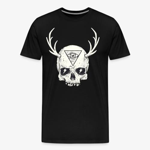 Das alles sehende Auge - Männer Premium T-Shirt
