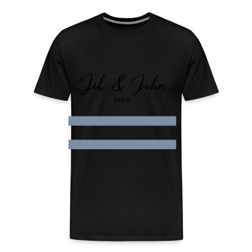 Jil & John - T-shirt Premium Homme