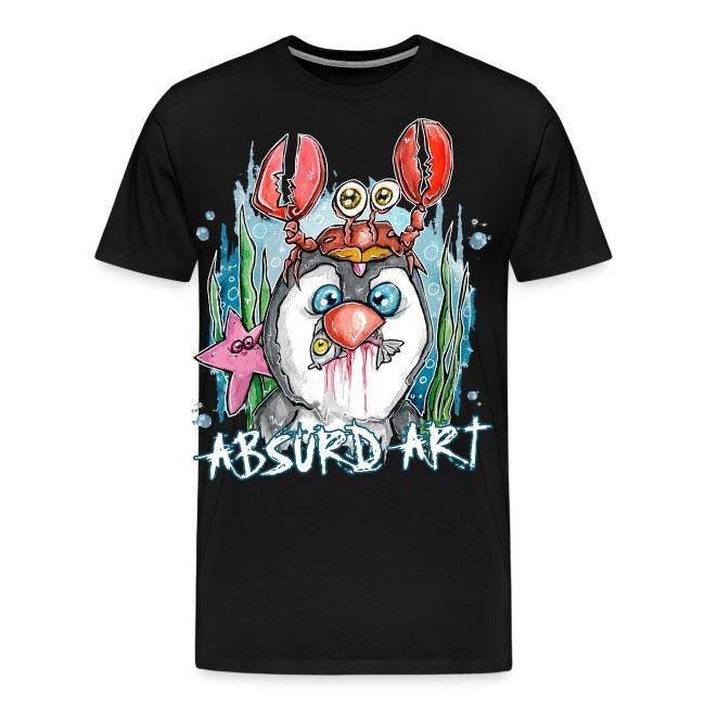 """""""Pingu"""" von Absurd ART"""