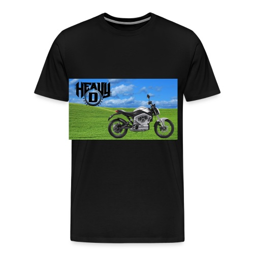 heavy d limited time only - Men's Premium T-Shirt