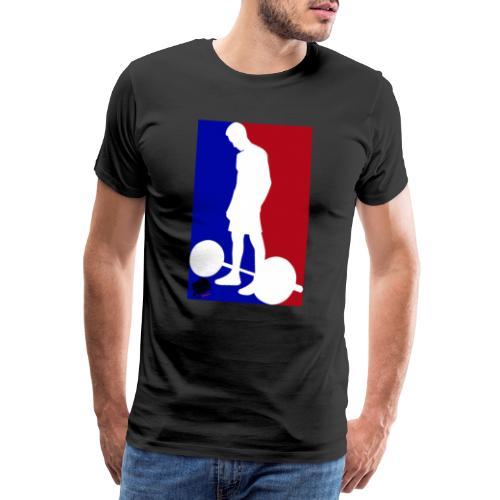 LionHeart bodybuilder, Boxer, Fitnesstrainer - Männer Premium T-Shirt