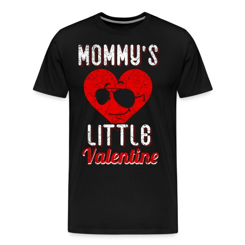 "Mommy""s little Valentine - Männer Premium T-Shirt"