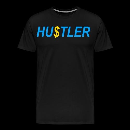 Hustler - Männer Premium T-Shirt