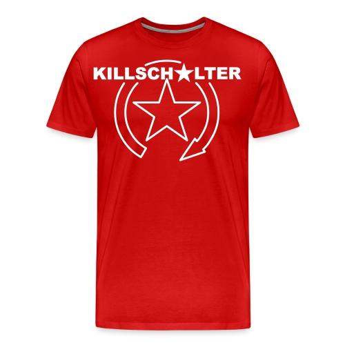 KILL SWITCH Logo 0KS02 W - Men's Premium T-Shirt