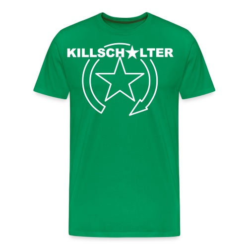 KILL SWITCH Logo 0KS02 W - Men's Premium T-Shirt