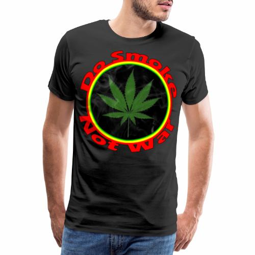 Do Smoke Not War - Männer Premium T-Shirt