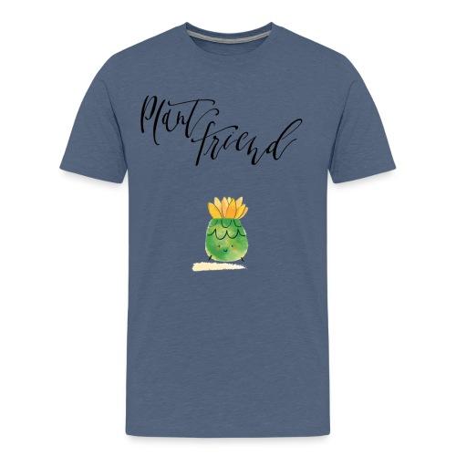 Plant Friend n°3 - Männer Premium T-Shirt