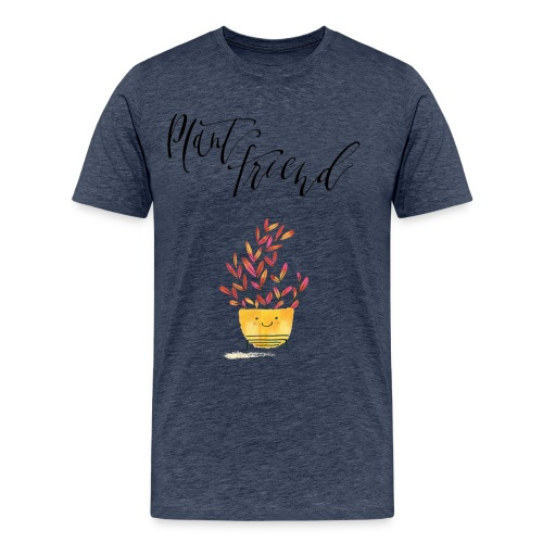 Plant Friend n°2 - Männer Premium T-Shirt
