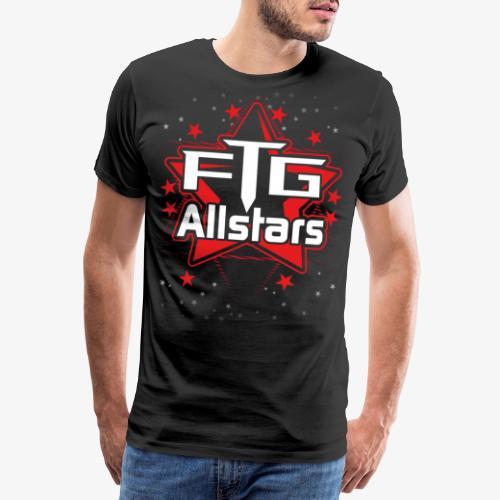 FTG Fanwear - schwarz - Männer Premium T-Shirt