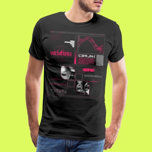 VR8 PNK - Men's Premium T-Shirt