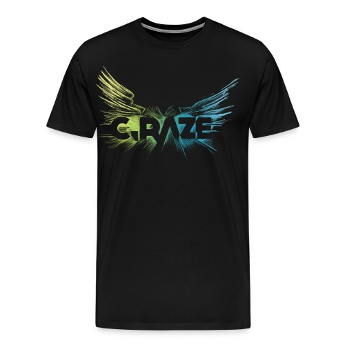 C Raze Shirt black - Männer Premium T-Shirt