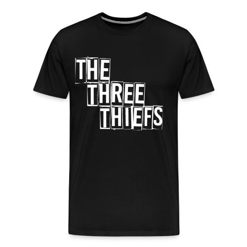 The three thiefs - Männer Premium T-Shirt