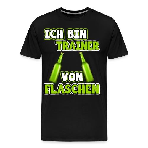 Trainer - Männer Premium T-Shirt