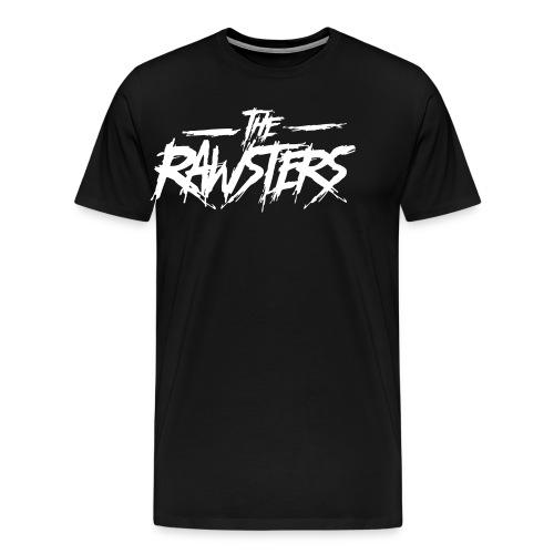The Rawsters Logo - T-shirt Premium Homme