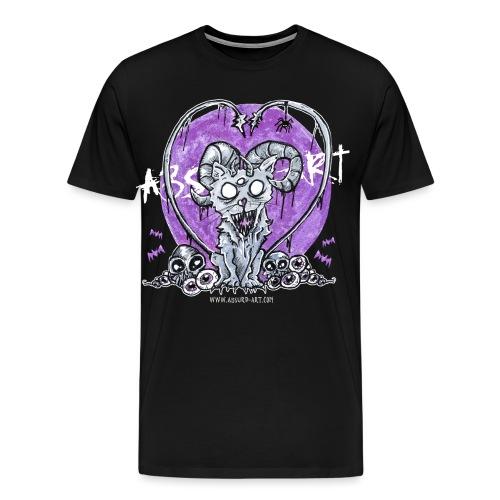 Kitty von Absurd ART - Männer Premium T-Shirt