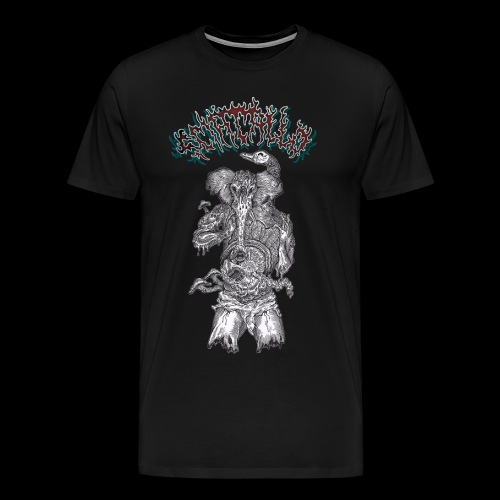 Rotten Ganesh - Maglietta Premium da uomo