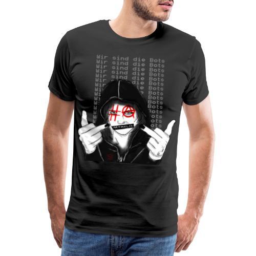 #Anarchie - Männer Premium T-Shirt