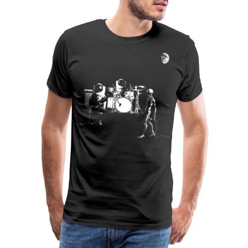 Weltraum Band - Männer Premium T-Shirt
