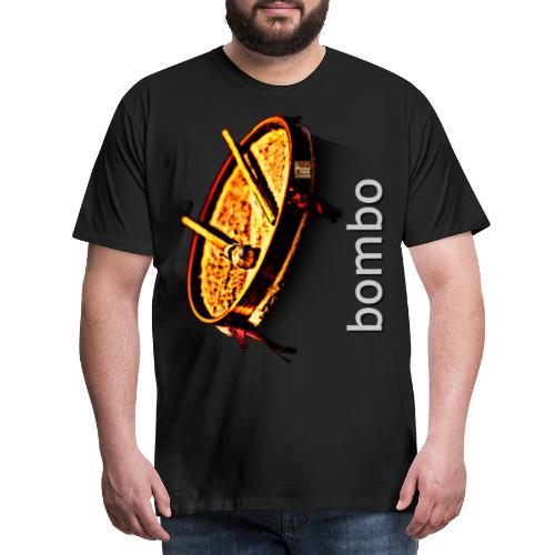 Bombo - Camiseta premium hombre