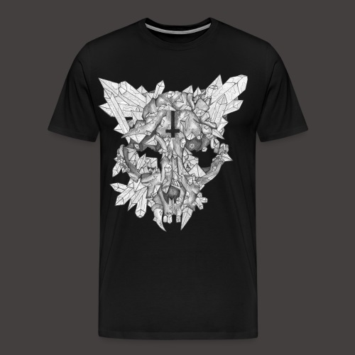 Le Chat de Cristal - T-shirt Premium Homme