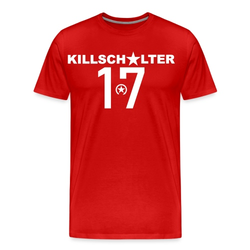 KILL SWITCH 17 0KS03 W - Men's Premium T-Shirt