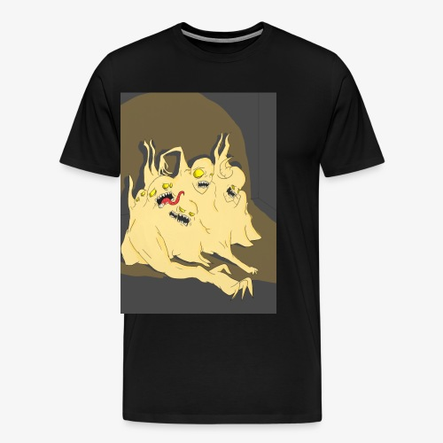 Jester's Museum of Horrors - Specimen 1 - Men's Premium T-Shirt
